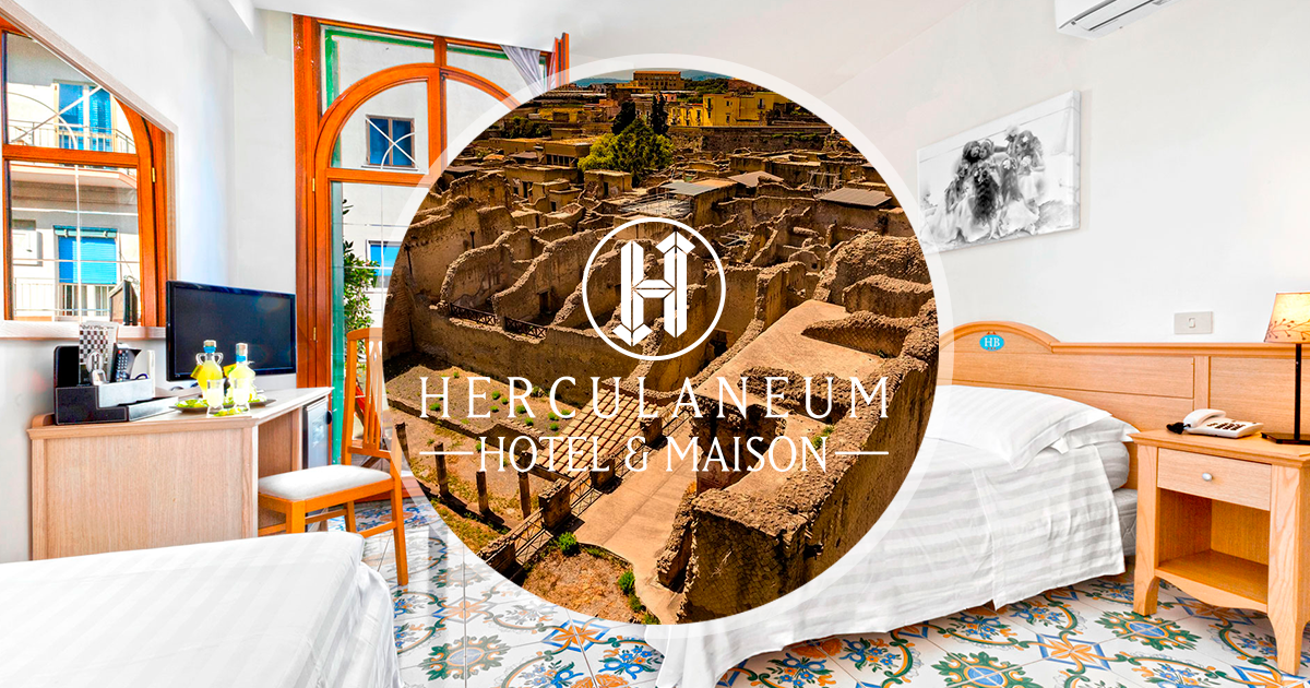 Hotel Herculaneum Modern Hotel Near The Herculaneum